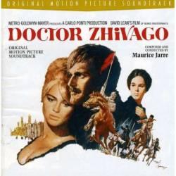 CD DR JIVAGO - 1965 - TRILHA SONORA