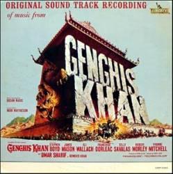 CD GENGHIS KHAN - TRILHA SONORA