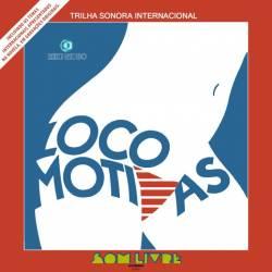 CD LOCOMOTIVAS - INTERNACIONAL - 1977 - TRILHA SONORA