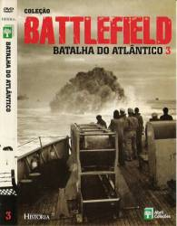 DVD BATTLEFIELD - 03 - BATALHA DO ATLÂNTICO
