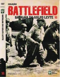 DVD BATTLEFIELD - 16 - BATALHA DO GOLFO LEYTE