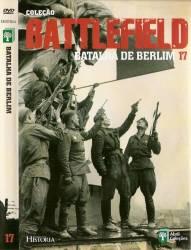 DVD BATTLEFIELD - 17 - BATALHA DE BERLIM