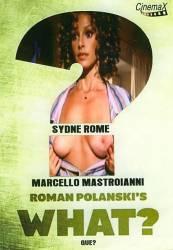 DVD QUE 1972 - MARCELLO MASTROIANNI