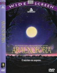 DVD ARACNOFOBIA
