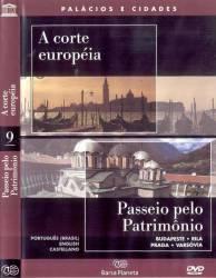DVD A CORTE EUROPEIA - PASSEIO PELO PATRIMONIO - DOC