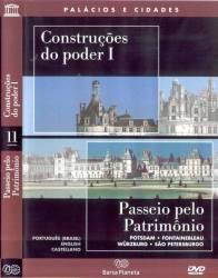 DVD CONSTRUÇOES DO PODER 1 - PASSEIO PELO PATRIMONIO - DOC