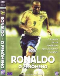 DVD RONALDO O FENÔMENO - DOC