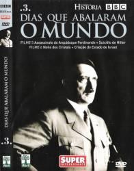 DVD DIAS QUE ABARALAM O MUNDO 3 - SUICÍDIO DE HITLER