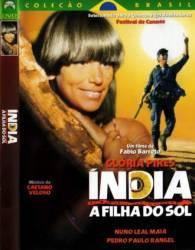 DVD ÍNDIA A FILHA DO SÓL - NACIONAL