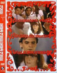DVD ANOS REBELDES - NACIONAL - 3 DVDs