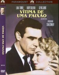 DVD VITIMA DE UMA PAIXAO - 1958 - CLASSICO