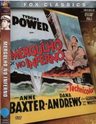 DVD MERGULHO NO INFERNO - GUERRA - 1943
