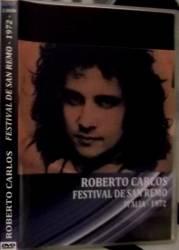DVD ROBERTO CARLOS - FESTIVAL DE SAN REMO - 1972 ( 2 Discos )