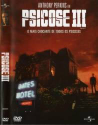 DVD PSICOSE 3 - 1986