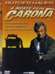DVD A MORTE PEDE CARONA - 1986