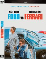 DVD FORD vs FERRARI