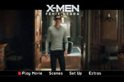 DVD X MEN - FENIX NEGRA