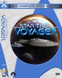 DVD JORNADA NAS ESTRELAS VOYAGER - 6 TEMP - 6 DVDs