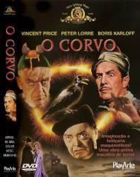 DVD O CORVO - 1963
