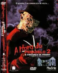 DVD A HORA DO PESADELO 2