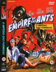 DVD O IMPERIO DAS FORMIGAS