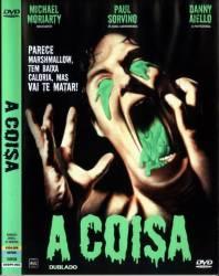DVD A COISA - 1985