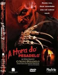 DVD A HORA DO PESADELO 7 - O NOVO PESADELO - RETORNO DE FREDDY