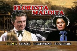 DVD FLORESTA MALDITA  - KIRK DOUGLAS