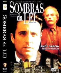 DVD SOMBRAS DA LEI - RICHARD DREUFUSS