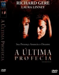 DVD A ULTIMA PROFECIA - RICHARD GERE