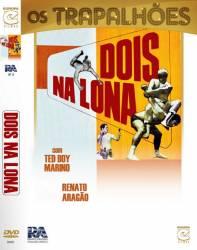 DVD OS TRAPALHOES - DOIS NA LONA