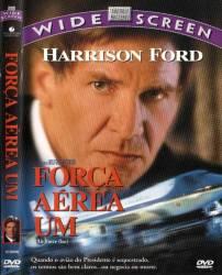 DVD FORÇA AEREA UM - HARRISON FORD
