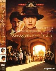 DVD PASSAGEM PARA INDIA