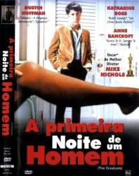 DVD A PRIMEIRA NOITE DE UM HOMEM