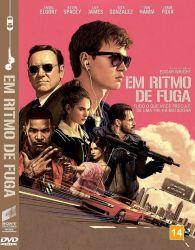 DVD EM RITMO DE FUGA - KEVIN SPACEY