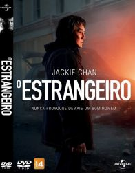 DVD O ESTRANGEIRO  - JACKIE CHAN