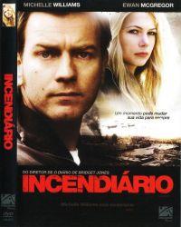 DVD INCENDIARIO - EWAN  MCGREGOR