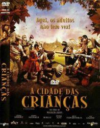 DVD A CIDADE DAS CRIANÇAS - GERARD DEPARDIEU