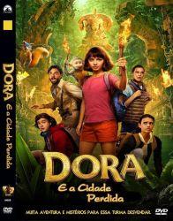DVD DORA E  A  CIDADE PERDIDA - MICHAEL PENA