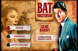 DVD BAT MASTERSON - 2 TEMP - 5 DVD