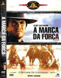 DVD A MARCA DA FORCA - CLINT EASTWOOD - FAROESTE