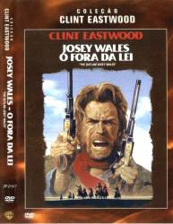 DVD O FORA DA LEI - CLINT EASTWOOD - FAROESTE