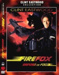 DVD RAPOSA DE FOGO - CLINT EASTWOOD