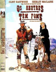 DVD OS ABUTRES TEM FOME - CLINT EASTWOOD - FAROESTE