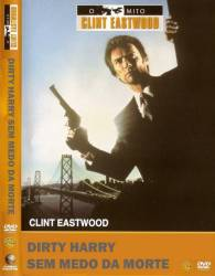 DVD DIRTY HARRY - SEM MEDO DA MORTE - CLINT EASTWOOD