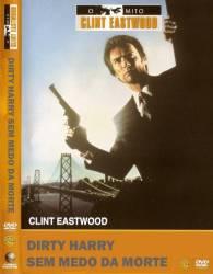 DVD DIRTY HARRY - SEM MEDO DA MORTE - CLINT EASTWOOD