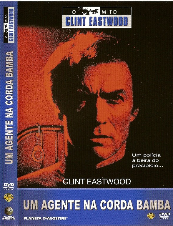 SPACETREK66 - DVD DIRTY HARRY - UM AGENTE NA CORDA BAMBA - CLINT EASTWOOD
