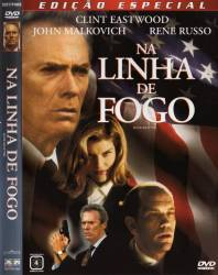 DVD DIRTY HARRY - NA LINHA DE FOGO - CLINT EASTWOOD