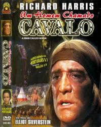 DVD UM HOMEM CHAMADO CAVALO