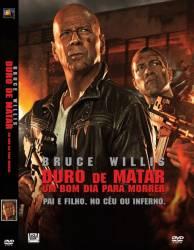 DVD DURO DE MATAR 5 - UM BOM DIA PARA MORRER